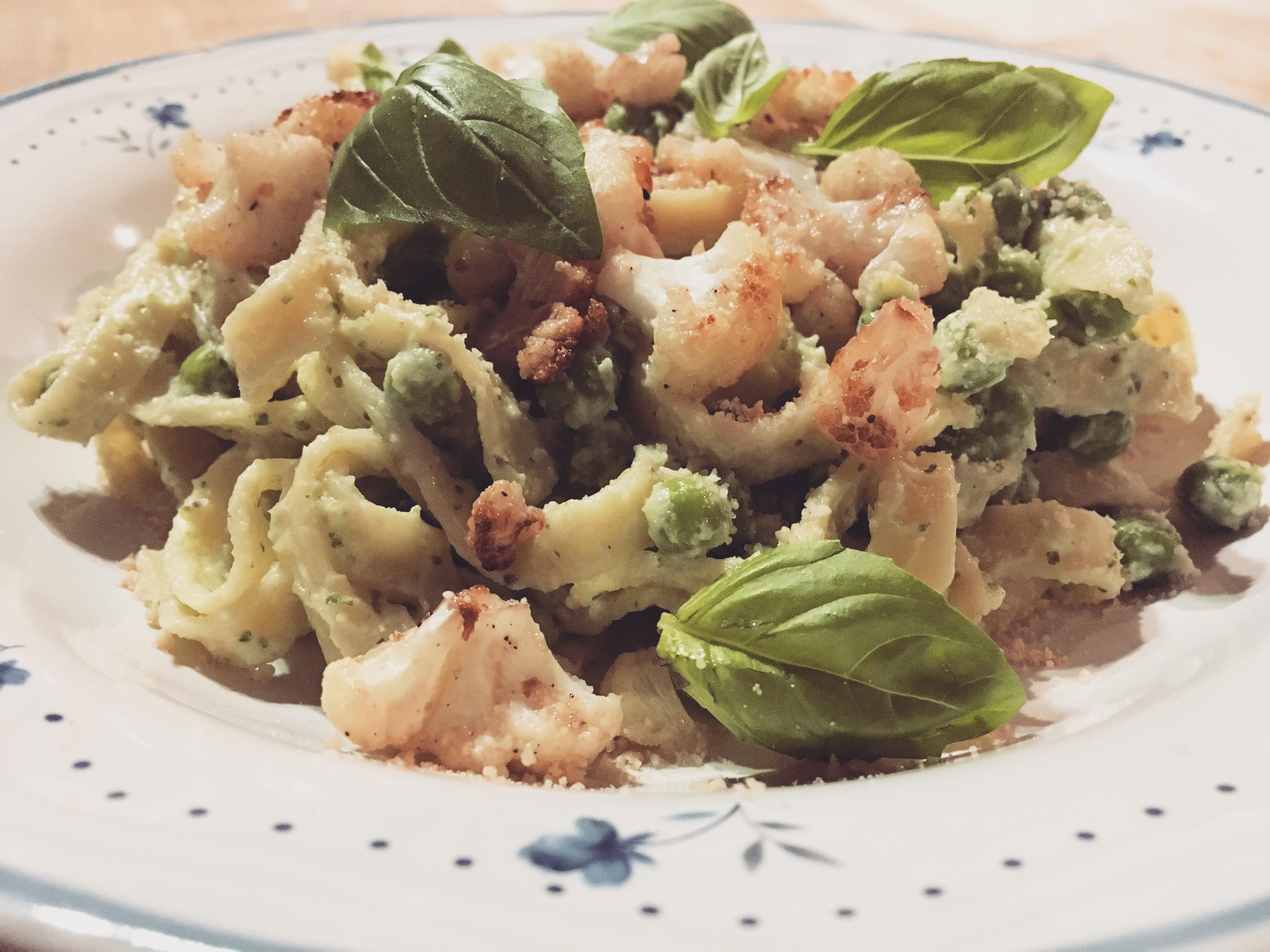 Italiaans Vegetarisch met La Cucina Verde | Antonetta